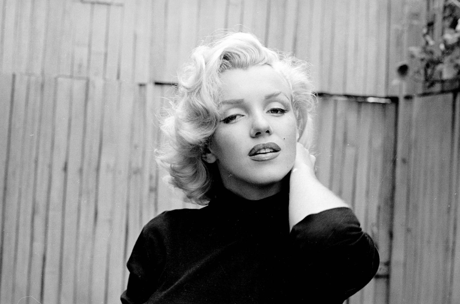 Последние фотографии Мэрилин Монро купили за 41 тысячу долларов рекомендации